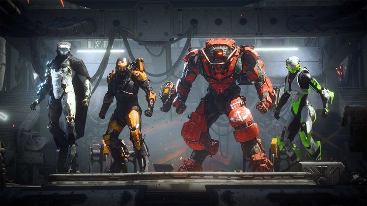 Anthem Icetide Seasonal Event PTS Goes Live This Weekend