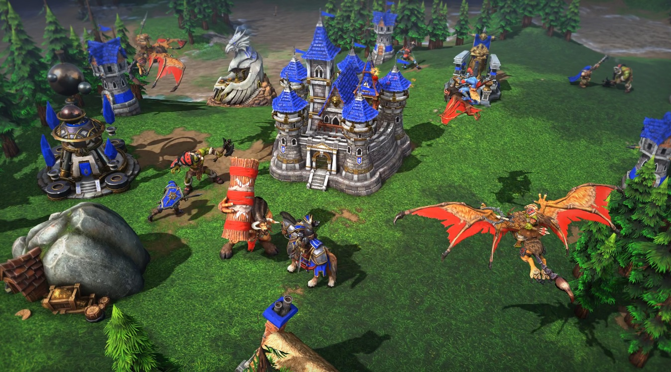 Warcraft 3 Reforged Tos Requires Users To Waive Any Gamewatcher