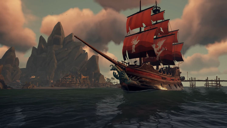 Sea of Thieves Blighted Bonus Event - State of Decay-Inspired Rewards