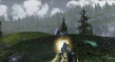 Modder got Halo 1 on PC looking like a playable trailer
