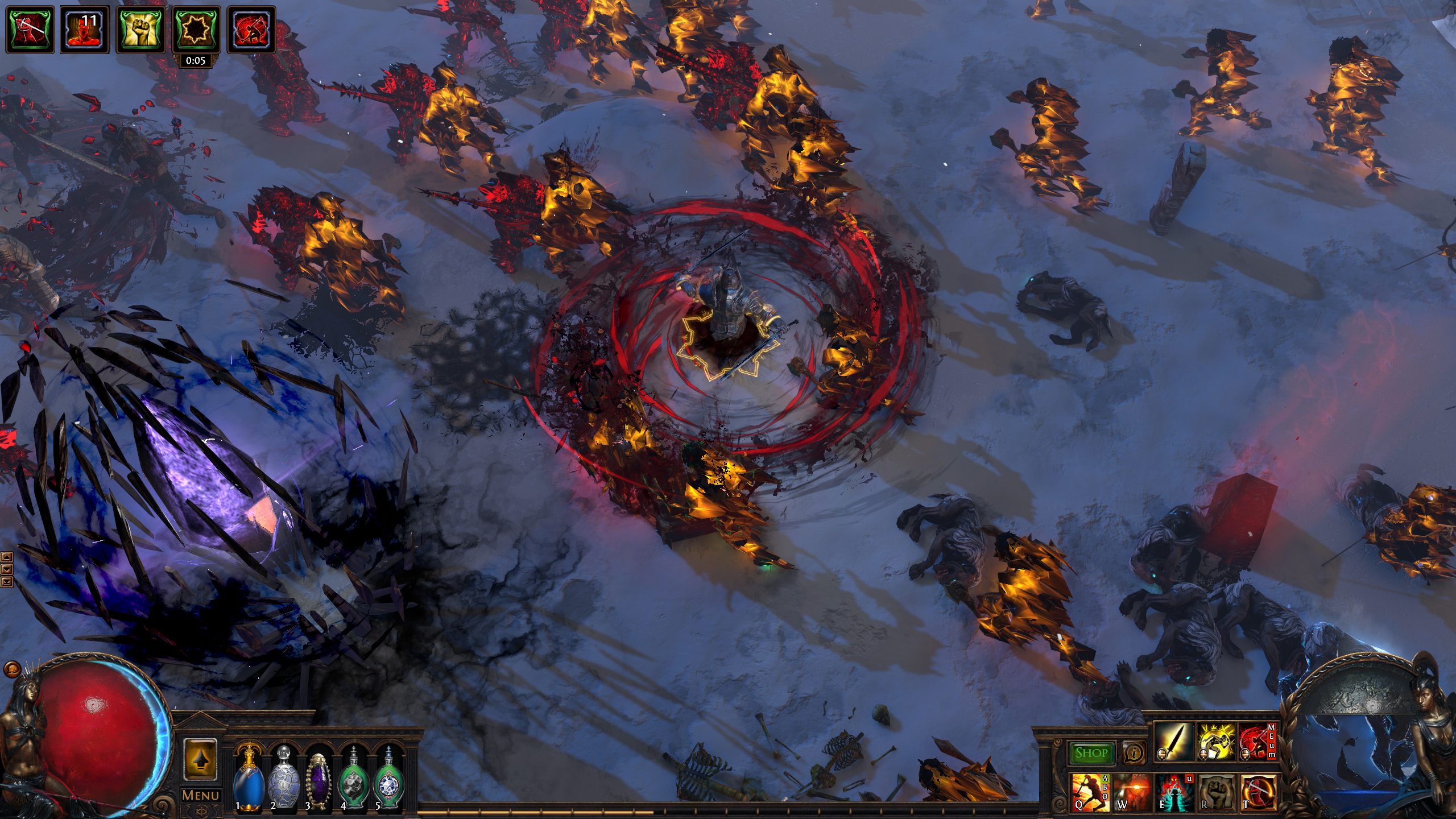 Path of Exile: Legion Expansion Gets June Release Date | GameWatcher