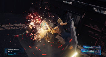 Final Fantasy 7 Remake Gets New Screenshots Showcasing Characters, UI, Environments and More