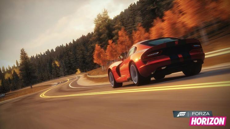 Free Forza Horizon DLC landing on Tuesday