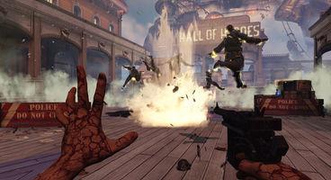 BioShock Infinite delayed a month