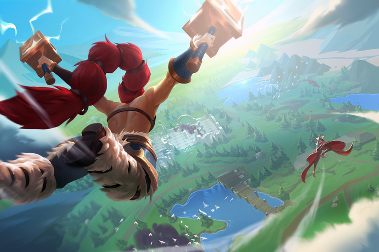 Battlerite Royale Will See Full Standalone Release