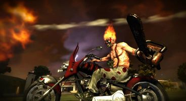 David Jaffe reveals 2011 date for Twisted Metal