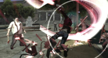 Violence in No More Heroes 2