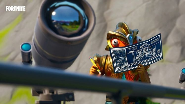 Fortnite Adds Ray Tracing Support, GTX 2080 Recommended