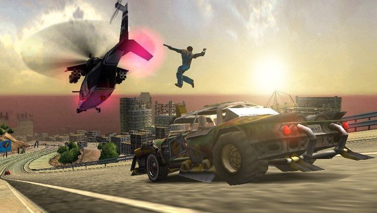 Pursuit Force: Extreme Justice Review