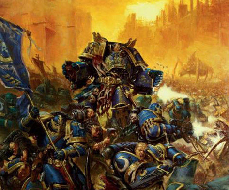 UK's PC Gamer mag has the goods on THQ's Warhammer 40K MMO