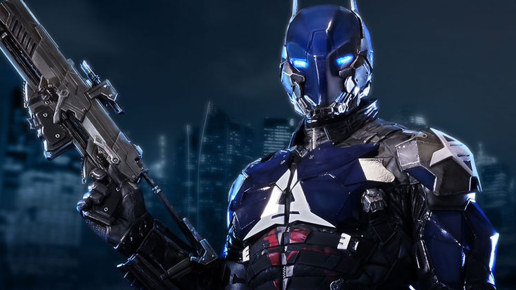 Arkham Knight is Now Official Batman Canon