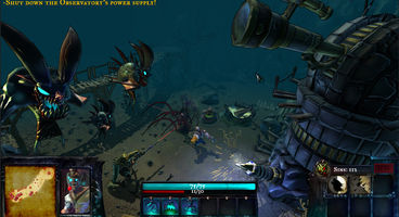 Nekro hits Steam Greenlight