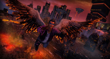Johnny Gat's back in the Saints Row: Gat Out of Hell standalone expansion