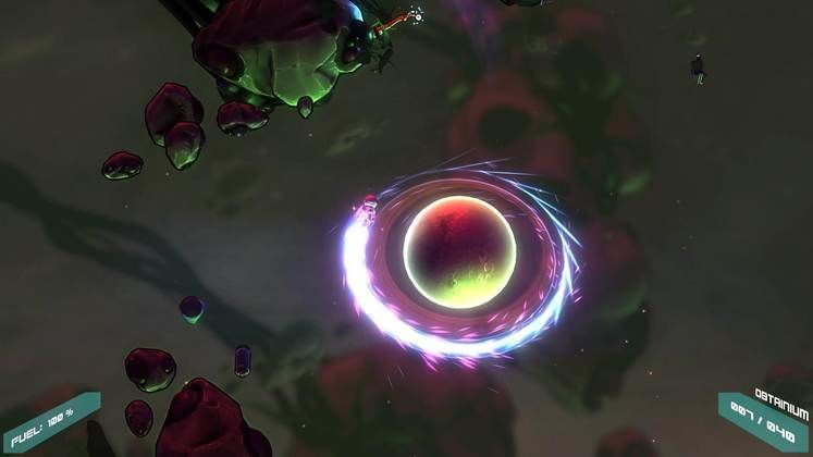 Lost Orbit: Terminal Velocity aims for Steam Release this July