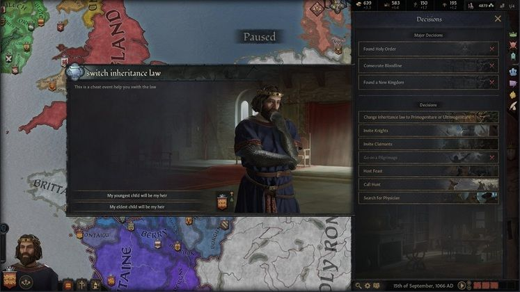 Модификации The Best Crusader Kings 3