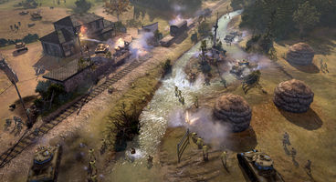 Standalone multiplayer Company of Heroes 2: The Western Front Armies out June