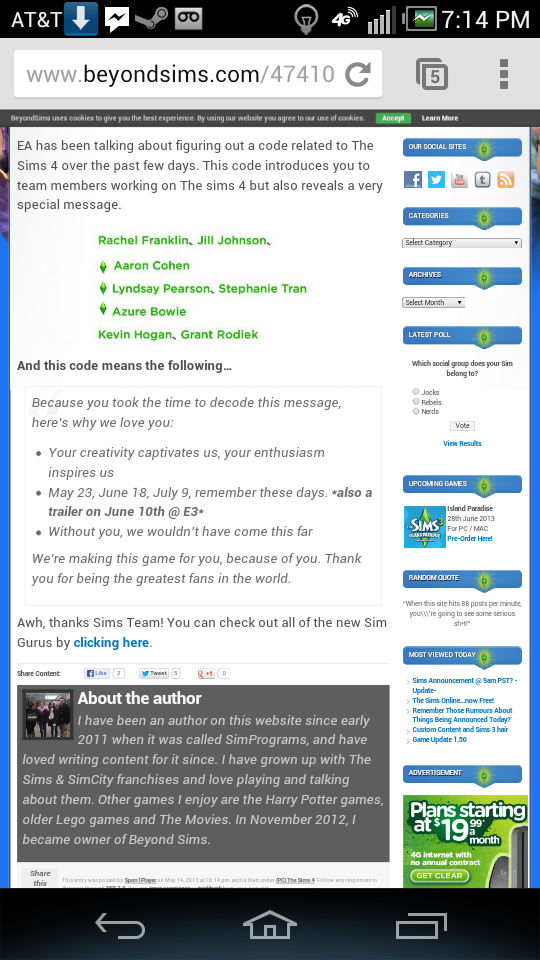 Fans decrypt Simlish code, reveals dates for The Sims 4 with trailer
