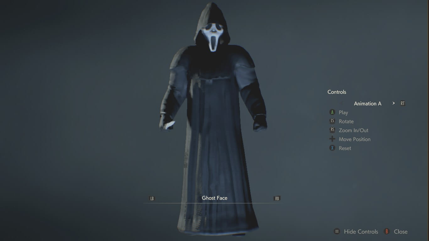 Resident Evil 2 Remake Mod Turns Mr X Into Ghostface Gamewatcher