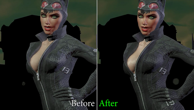 New Mod Adds HD Textures to Batman: Arkham City, Here's How To Get It Working