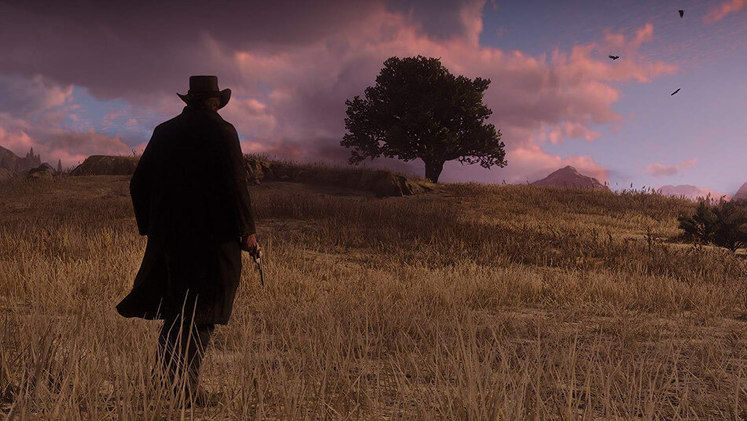 Red Dead Redemption 2's Ped Damage Overhaul Mod Adds A Tinge of Extra Realism to NPCs