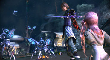 Final Fantasy XIII-2 gets its final DLC pack with Snow and Lightning