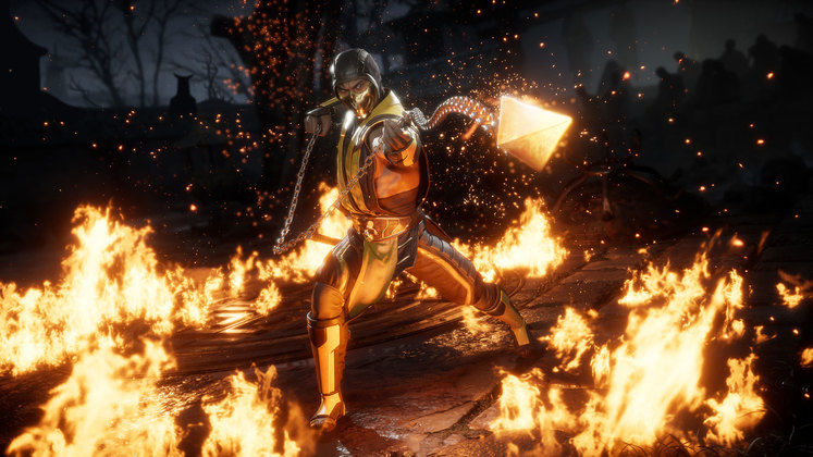 Mortal Kombat 11 Players Outraged Over Microtransactions and Grind