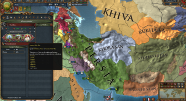 Europa Universalis IV: Cradle of Civilization Changes A Lot Of What You've Played Over The Years Next Month