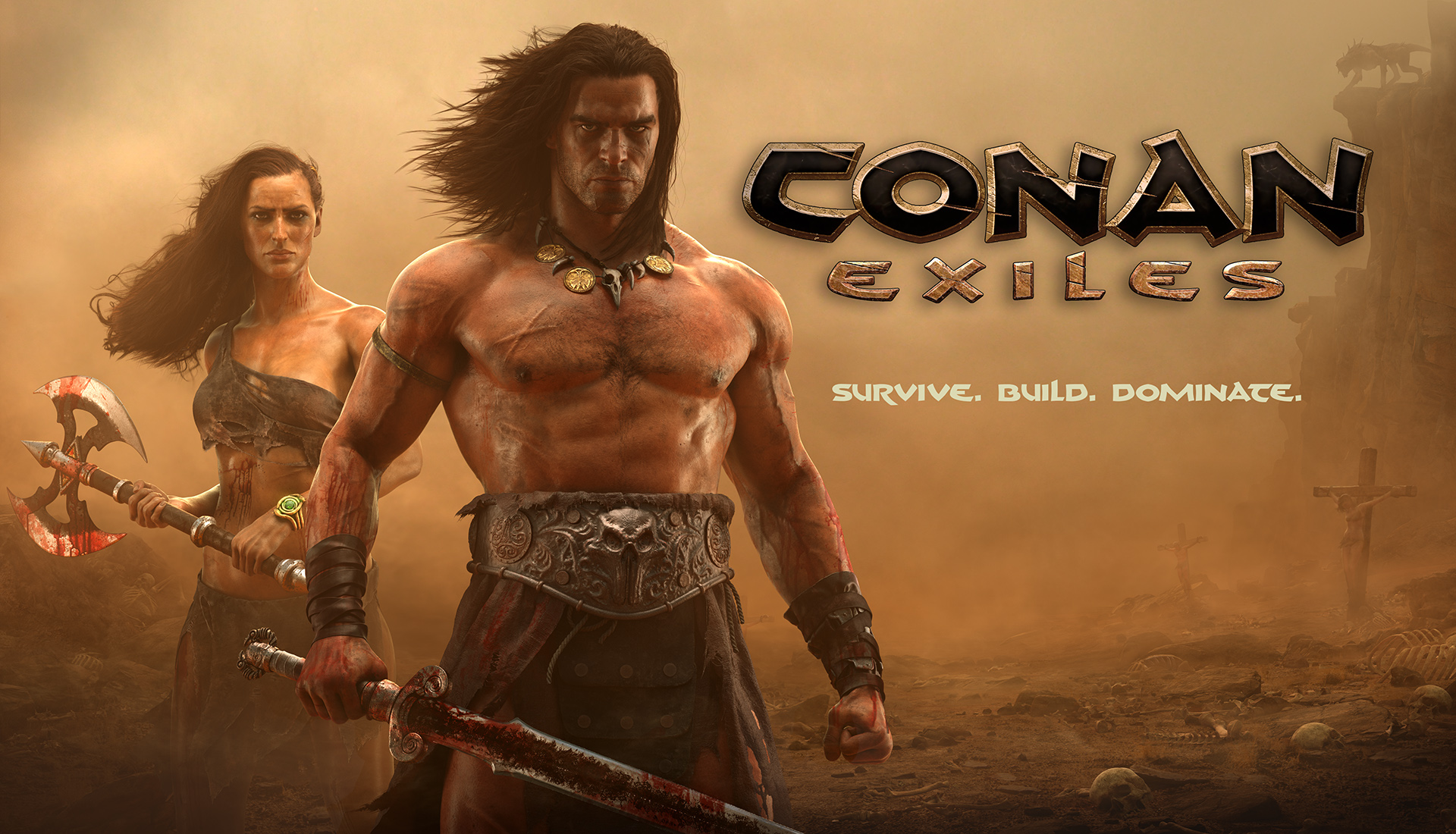 Conan Exiles developer Funcom Now Own All Robert E Howard IP