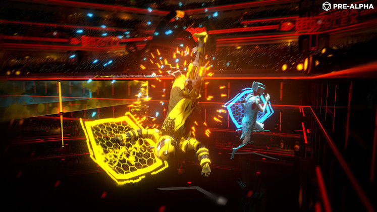 Laser League Leaves Steam's Early Access on 10th May