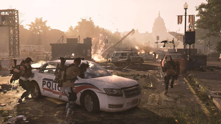 The Division 2 System Requirements and PC Features Revealed