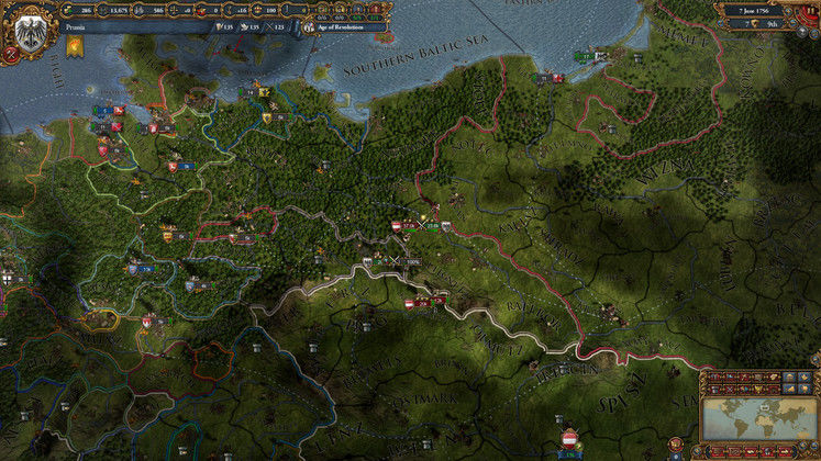 EU4 Army Compositions - How does combat really work in Europa Universalis IV?