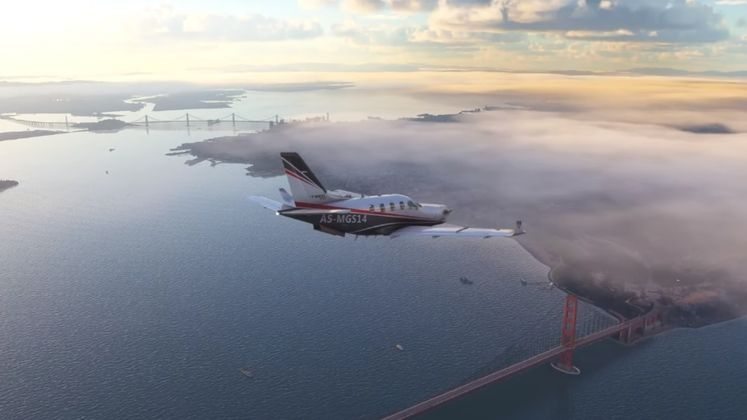 Microsoft Flight Simulator 2020 Gets Stunning New Trailer, Will Receive Ten Years of Support