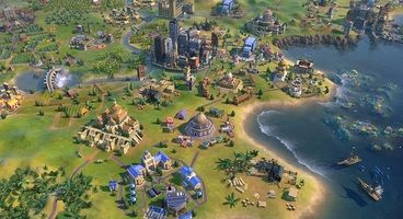 Civilization 6 Amenities - How They Work and Why They're Important