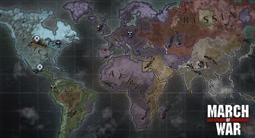 Fourth episode, Exalted Inferno, launched on March of War