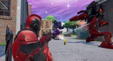 Fortnite's Mechs will stay Overpowered so