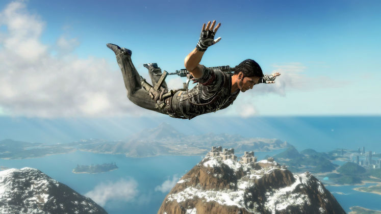 Avalanche: Just Cause 2 multiplayer mod provided series with