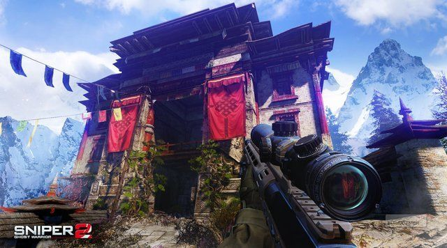 Sniper: Ghost Warrior 2 will use CryEngine 3
