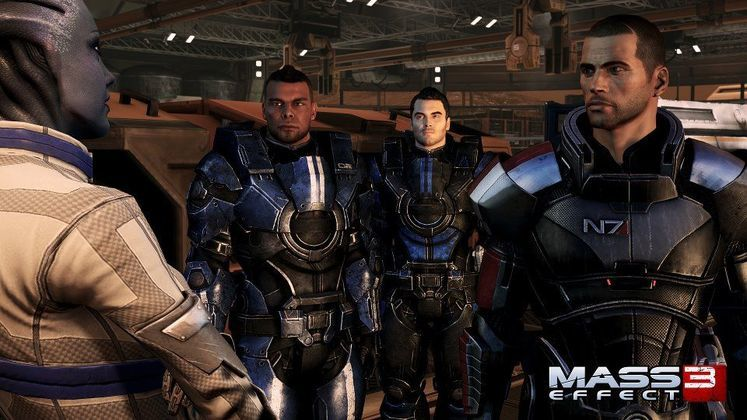 Mass Effect Trilogy dated for PS3