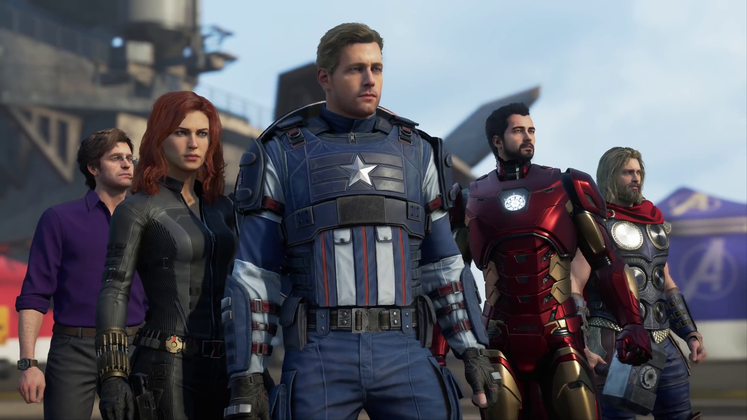 Marvel's Avengers Release Date - trailer, gameplay, all the details on the epic Avengers game