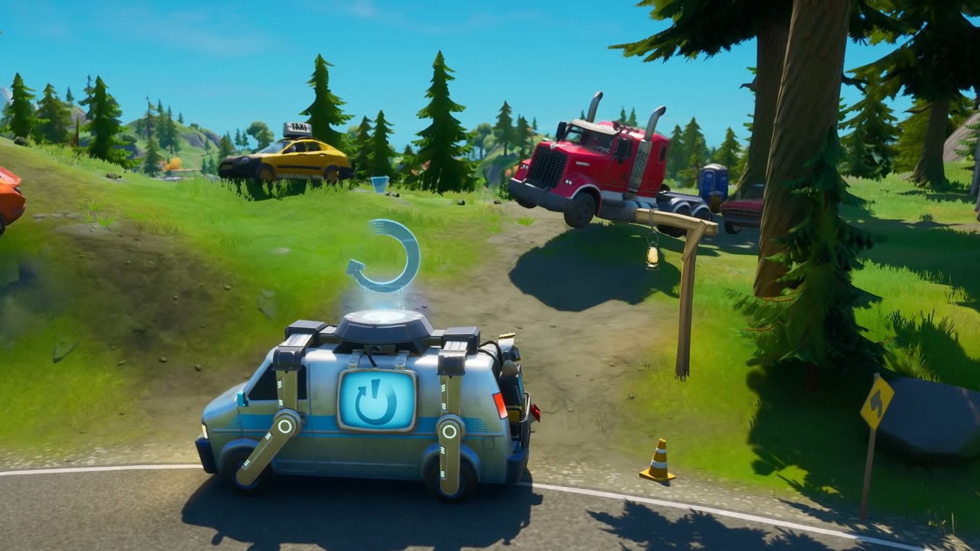 Fortnite Car Locations How To Drive Cars In Fortnite Gamewatcher