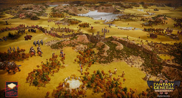 Fantasy General 2 Announced by Slitherine