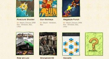 Vapor Trail Bundle packs in 6 indie games