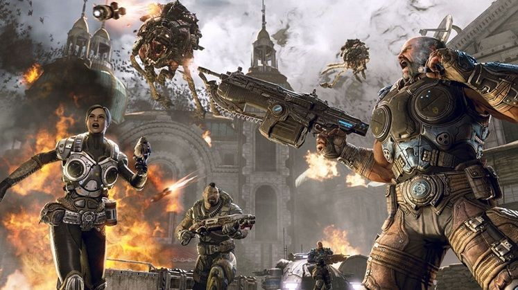 Gears of War 3 update released, fixes some multiplayer exploits