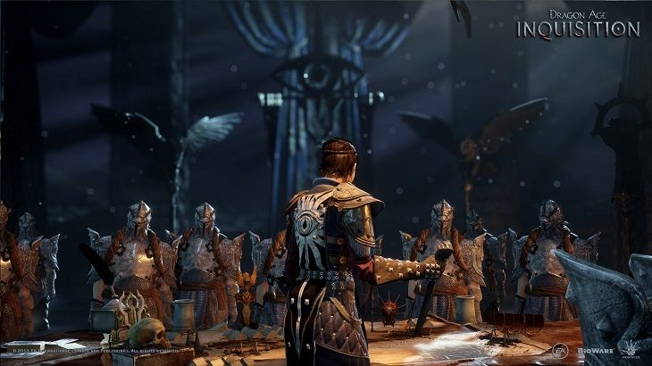 Dragon Age: Inquisition's overhauled conversation system discussed at PAX Australia