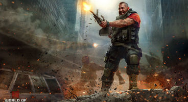 Free-to-play FPS World of Mercenaries revealed for PC