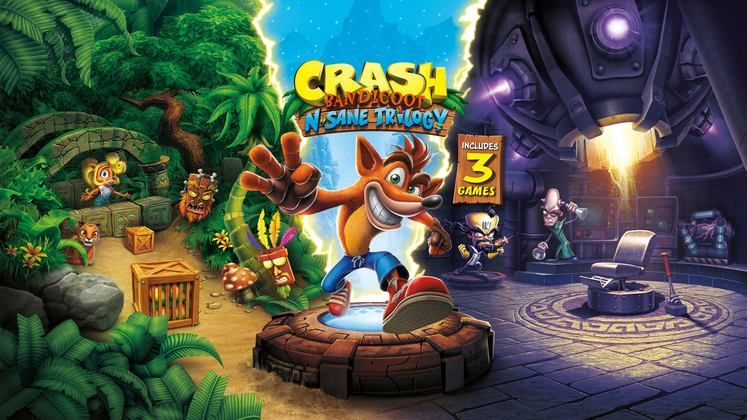New Crash Bandicoot Game and N-Sane Trilogy Coming To PC in 2018, according to report