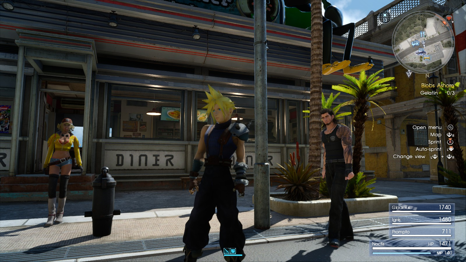 The Best Final Fantasy XV Mods on PC | GameWatcher