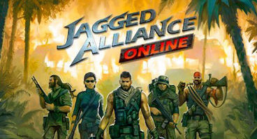 Jagged Alliance Online announced