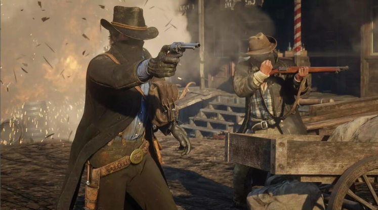Red Read Redemption 2 PC release leaked by Rockstar Social Club