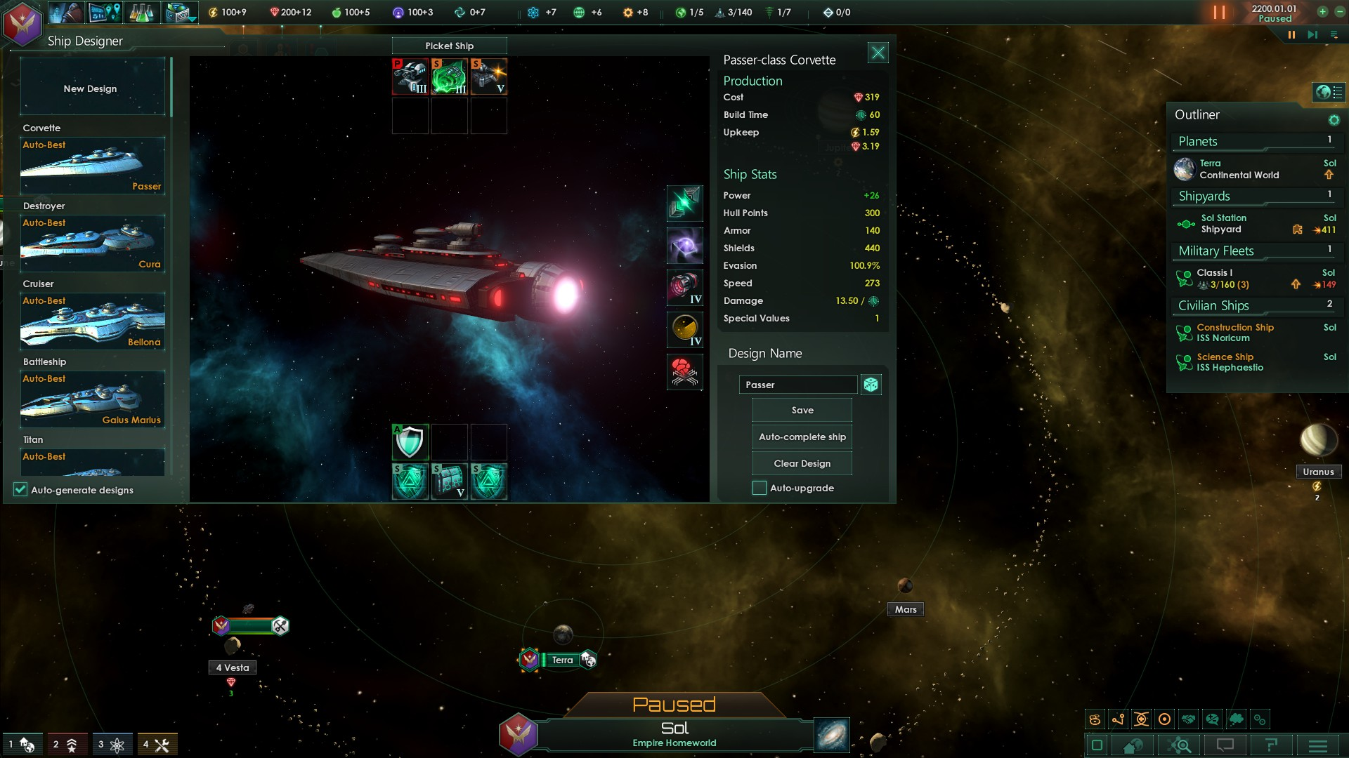 Stellaris PC Review | GameWatcher
